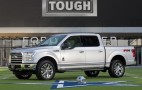 Ford rolls out F-150 Dallas Cowboys edition