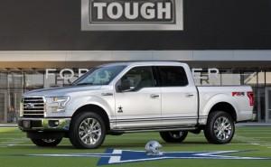 2017 Ford F-150 Dallas Cowboys edition