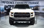 2017 Ford F-150 Raptor SuperCrew rolls into Detroit