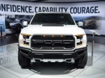 2017 Ford F-150 Raptor SuperCrew, 2016 Detroit Auto Show