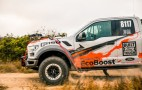 Ford celebrates virtually stock Raptor conquering Baja 1000 with virtual reality video