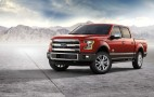 2017 Ford F-150 pickup gas mileage rises to 21 mpg combined
