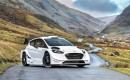 2017 Ford Fiesta RS WRC rally car