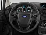 2017 Ford Fiesta SE Sedan Steering Wheel