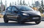 2018 Ford Fiesta Spy Shots