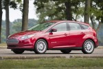 2017 Ford Focus Electric preview