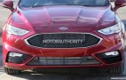 2017 Ford Fusion Spy Shots