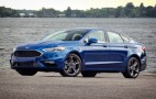 2017 Ford Fusion Sport first drive review: Mainstream goes premium