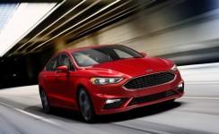 2017 Ford Fusion Photos