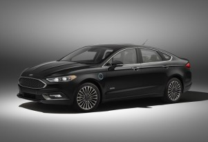 2017 Ford Fusion Energi: low electric range, no public charging frustrating