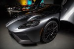 Jack Roush drives his Ford GT for the first time