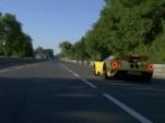 Ken Block drives Ford GT at Le Mans