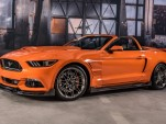 2017 Ford Mustang by Stitchcraft, 2016 SEMA show