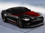 2017 Ford Mustang Sport Touring by MRT, 2016 SEMA show