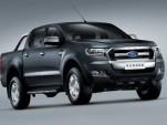 2017 Ford Ranger (Australian spec)