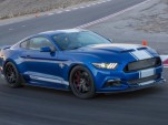 2017 Ford Shelby Super Snake 50th Anniversary Edition