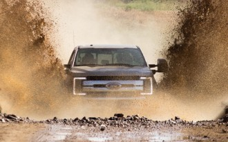 Here's how Ford threw away the old Super Duty and started from scratch