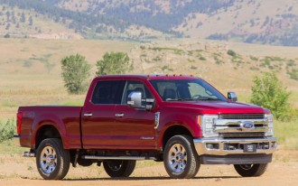 2017 Ford Super Duty First Drive: Fetes of strength