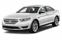 2017 Ford Taurus Limited FWD Angular Front Exterior View