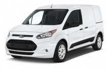 2017 Ford Transit Connect Van XLT LWB w/Rear Liftgate Angular Front Exterior View