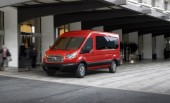 2017 Ford Transit Wagon Pictures