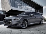2017 Genesis G90 (Korean-spec)