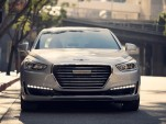 2017 Genesis G90 Preview Video