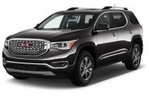 2017 GMC Acadia FWD 4-door Denali Angular Front Exterior View