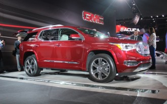 2017 GMC Acadia Preview Video