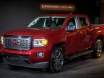 2017 GMC Canyon Denali, 2015 Los Angeles Auto Show