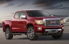 Lux Trucks: GMC Canyon Denali, Sierra Denali Ultimate Debut At LA Show
