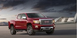 GMC updates Canyon lineup with new V-6, additional trim levels