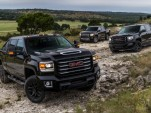 2017 GMC Sierra 2500HD, Sierra 1500 and Canyon All Terrain X