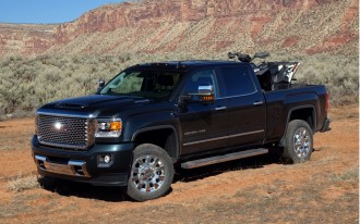 First drive: 2017 GMC Sierra 2500HD Duramax