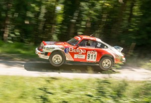 2017 Goodwood Festival of Speed Forest Rally Stage