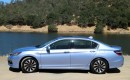 2017 Honda Accord Hybrid, Napa Valley, California, Jul 2016