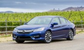 2017 Honda Accord Hybrid Pictures