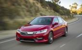 2017 Honda Accord Sedan Pictures