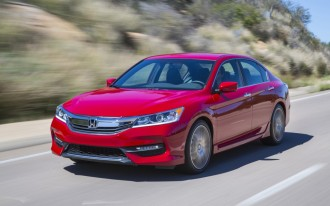 Honda Accord: The Car Connection's Best Sedan to Buy 2017