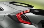2017 Honda Civic hatchback, VW T-Cross Breeze, electric-car range cost: Today's Car News