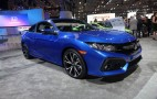 2017 Honda Civic Si and Civic Si Coupe revealed with 205 horsepower