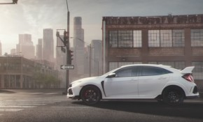 2017 Honda Civic Type R ad