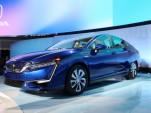 2017 Honda Clarity Electric debuts at 2017 New York auto show