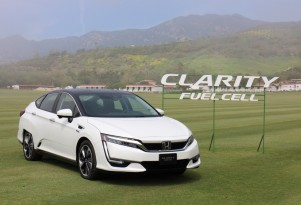2017 Honda Clarity Fuel Cell: first drive of hydrogen-powered sedan