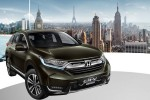 Honda to launch 3-row CR-V in Indonesia