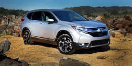 2017 Honda CR-V first drive: Setting the standard