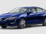 Honda Clarity Electric, Plug-In Hybrid sedans revealed at NY auto show
