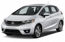 2017 Honda Fit EX CVT Angular Front Exterior View