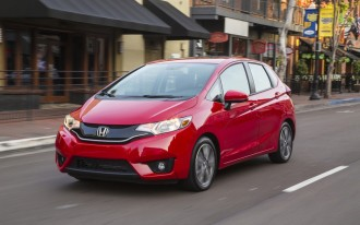Honda sees 'fit' to leave things alone with 2017 Fit