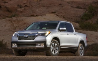 2017 Honda Ridgeline recalled to fix electrical glitch